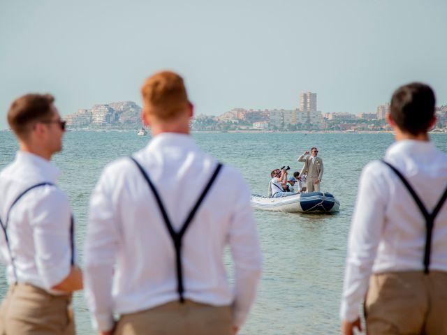 La boda de Phil y Kelly en La Manga Del Mar Menor, Murcia 74