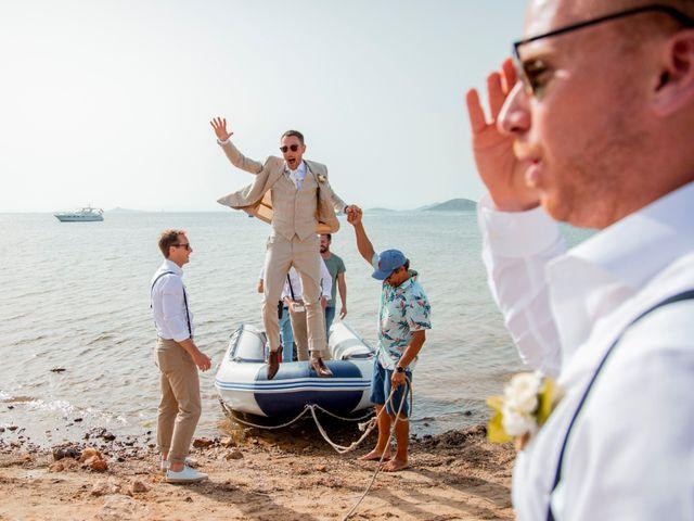 La boda de Phil y Kelly en La Manga Del Mar Menor, Murcia 75
