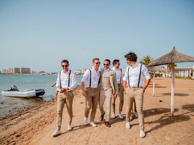 La boda de Phil y Kelly en La Manga Del Mar Menor, Murcia 76