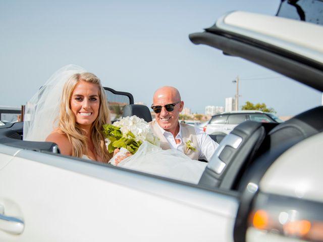 La boda de Phil y Kelly en La Manga Del Mar Menor, Murcia 77
