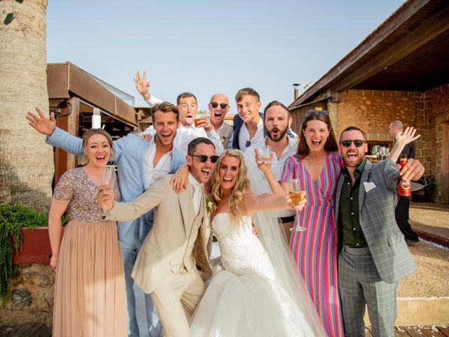 La boda de Phil y Kelly en La Manga Del Mar Menor, Murcia 79