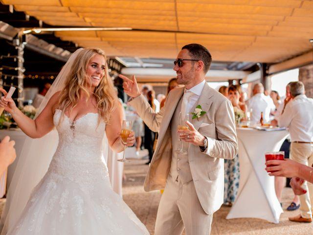 La boda de Phil y Kelly en La Manga Del Mar Menor, Murcia 80