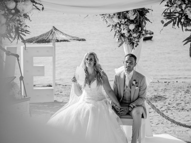 La boda de Phil y Kelly en La Manga Del Mar Menor, Murcia 82