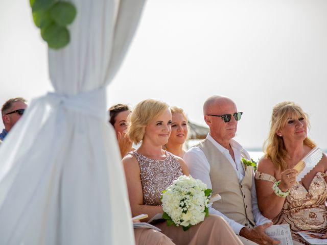 La boda de Phil y Kelly en La Manga Del Mar Menor, Murcia 83