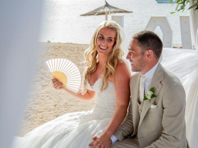 La boda de Phil y Kelly en La Manga Del Mar Menor, Murcia 85