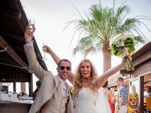 La boda de Phil y Kelly en La Manga Del Mar Menor, Murcia 86