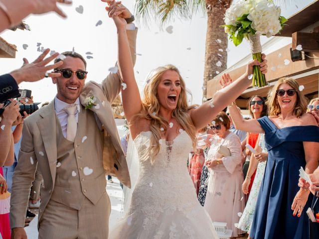 La boda de Phil y Kelly en La Manga Del Mar Menor, Murcia 87