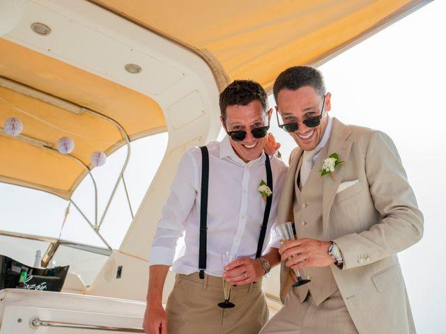 La boda de Phil y Kelly en La Manga Del Mar Menor, Murcia 89