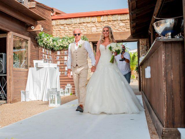 La boda de Phil y Kelly en La Manga Del Mar Menor, Murcia 91