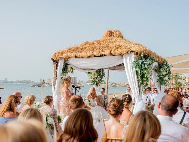 La boda de Phil y Kelly en La Manga Del Mar Menor, Murcia 92