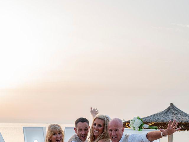 La boda de Phil y Kelly en La Manga Del Mar Menor, Murcia 99