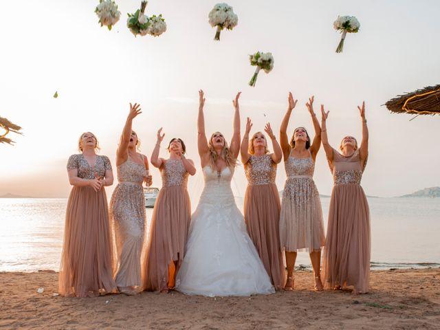La boda de Phil y Kelly en La Manga Del Mar Menor, Murcia 106