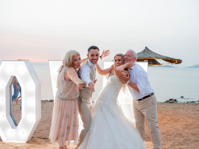 La boda de Phil y Kelly en La Manga Del Mar Menor, Murcia 109