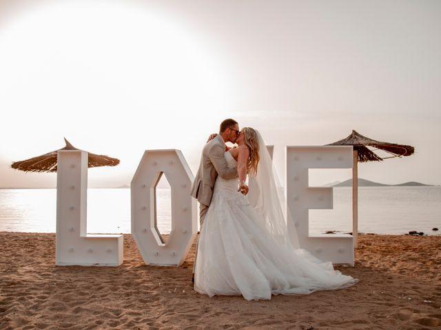 La boda de Phil y Kelly en La Manga Del Mar Menor, Murcia 110