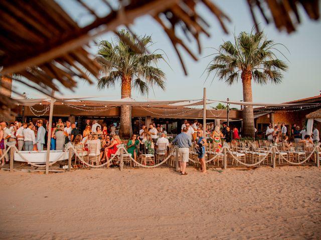 La boda de Phil y Kelly en La Manga Del Mar Menor, Murcia 112