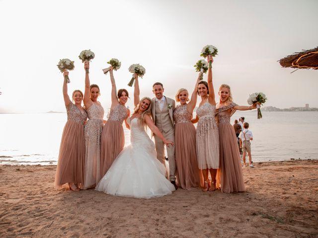 La boda de Phil y Kelly en La Manga Del Mar Menor, Murcia 113