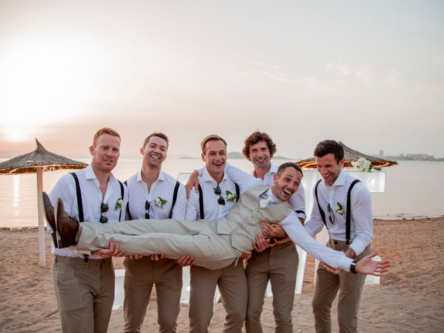 La boda de Phil y Kelly en La Manga Del Mar Menor, Murcia 116
