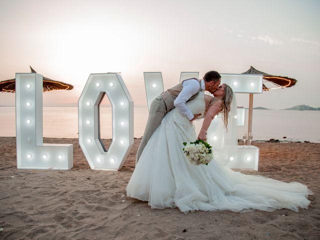 La boda de Phil y Kelly en La Manga Del Mar Menor, Murcia 117