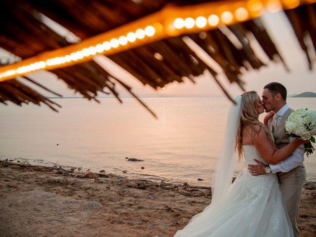 La boda de Phil y Kelly en La Manga Del Mar Menor, Murcia 118