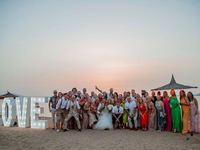 La boda de Phil y Kelly en La Manga Del Mar Menor, Murcia 119