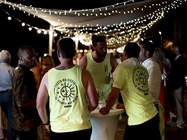 La boda de Phil y Kelly en La Manga Del Mar Menor, Murcia 130