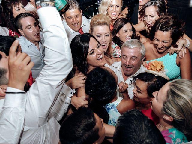 La boda de Dani y Patri  en Tebra (Santa Maria), Pontevedra 4