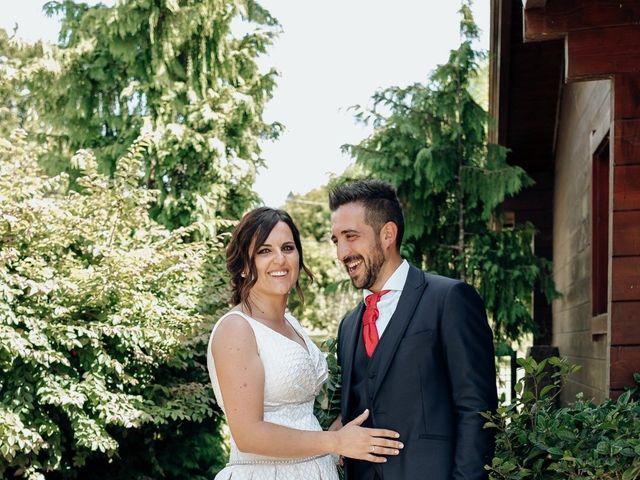 La boda de Dani y Patri  en Tebra (Santa Maria), Pontevedra 6