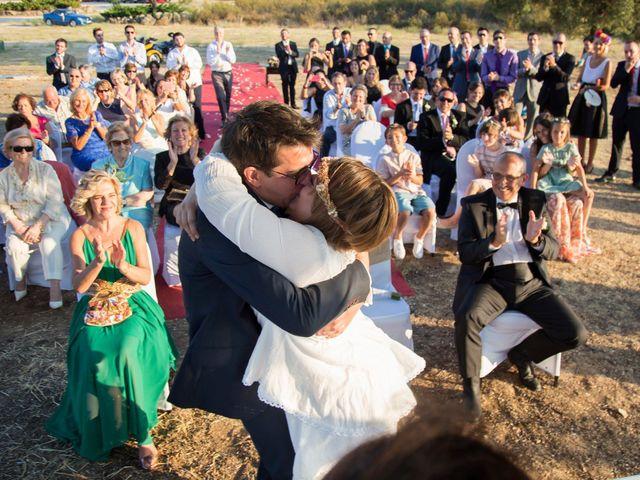 La boda de Pati y Miky