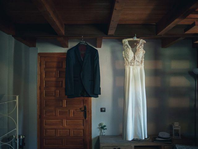 La boda de Javi y Ana en Tarancon, Cuenca 2