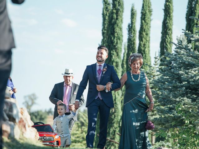 La boda de Javi y Ana en Tarancon, Cuenca 21