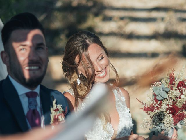 La boda de Javi y Ana en Tarancon, Cuenca 24