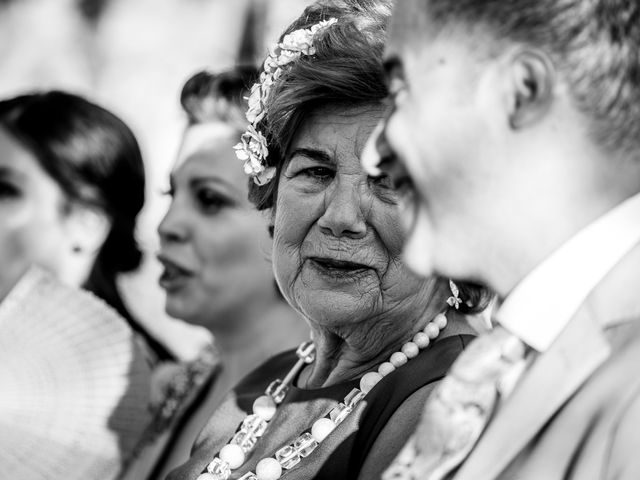 La boda de Javi y Ana en Tarancon, Cuenca 25