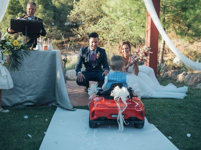 La boda de Javi y Ana en Tarancon, Cuenca 30