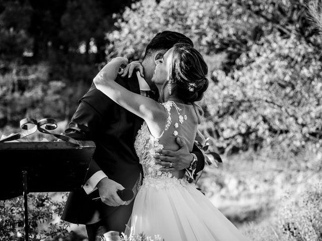 La boda de Javi y Ana en Tarancon, Cuenca 31