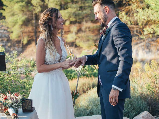 La boda de Javi y Ana en Tarancon, Cuenca 33