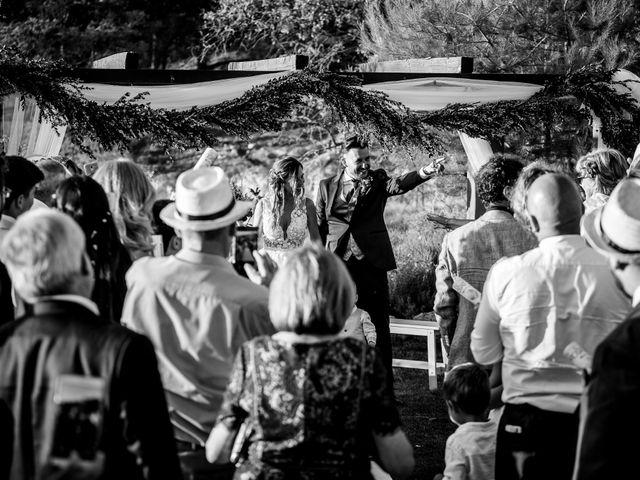 La boda de Javi y Ana en Tarancon, Cuenca 38