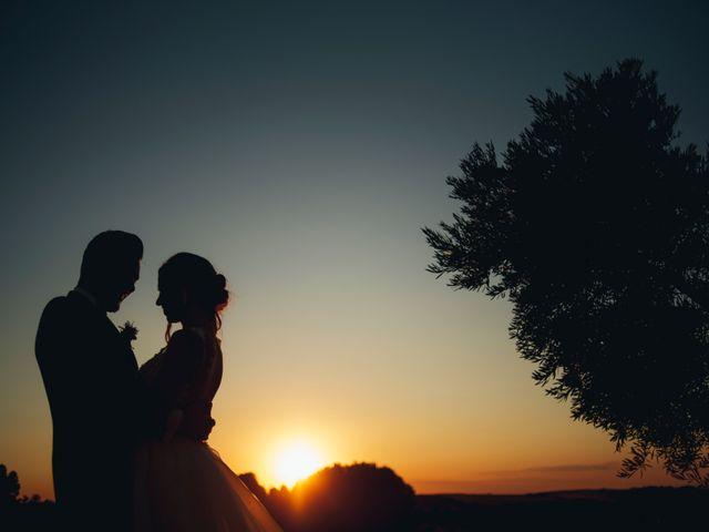 La boda de Javi y Ana en Tarancon, Cuenca 44