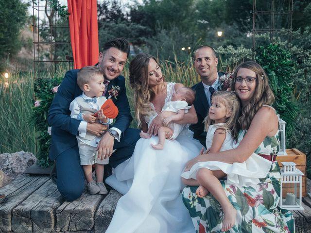 La boda de Javi y Ana en Tarancon, Cuenca 47