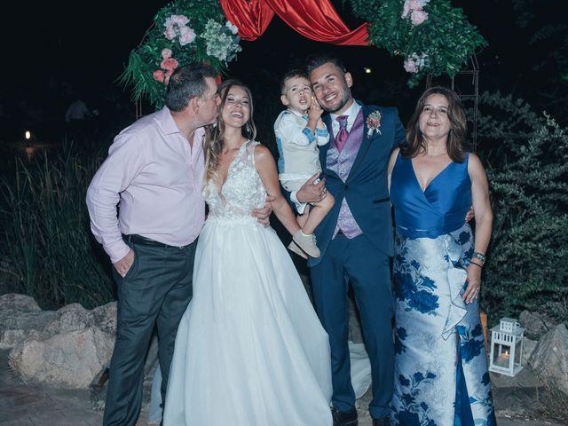 La boda de Javi y Ana en Tarancon, Cuenca 48
