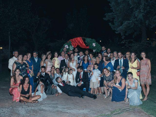 La boda de Javi y Ana en Tarancon, Cuenca 49