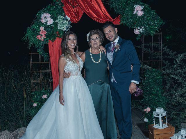 La boda de Javi y Ana en Tarancon, Cuenca 50
