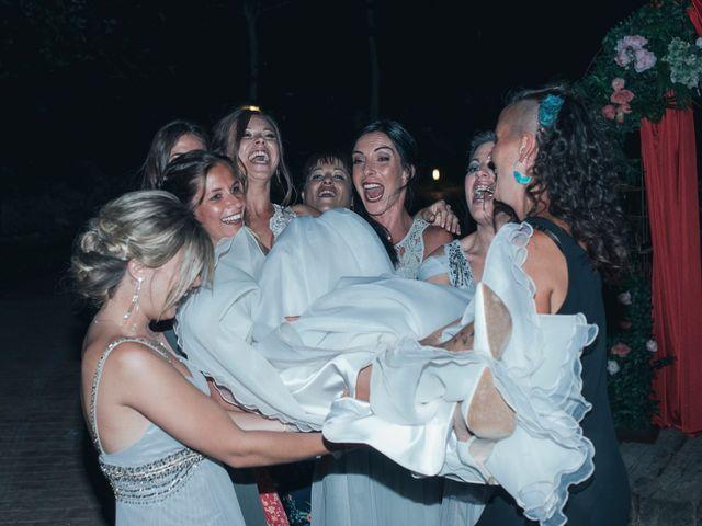 La boda de Javi y Ana en Tarancon, Cuenca 52