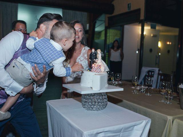 La boda de Javi y Ana en Tarancon, Cuenca 70