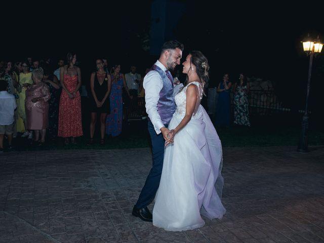 La boda de Javi y Ana en Tarancon, Cuenca 73
