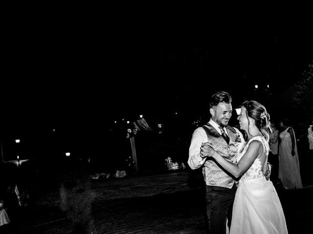 La boda de Javi y Ana en Tarancon, Cuenca 74