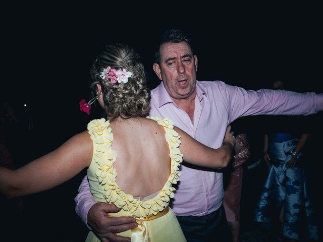 La boda de Javi y Ana en Tarancon, Cuenca 85