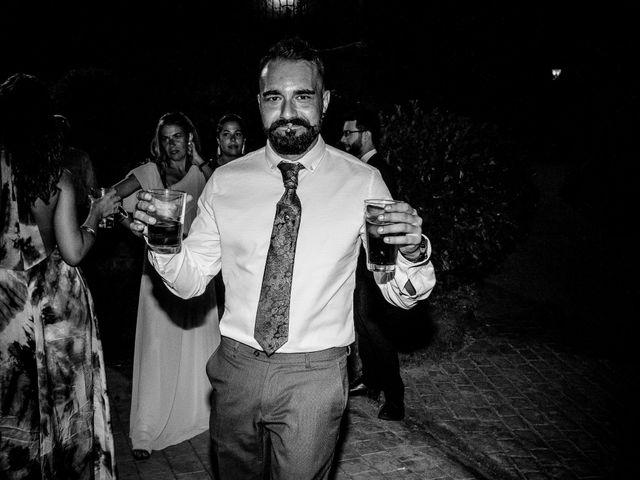 La boda de Javi y Ana en Tarancon, Cuenca 87
