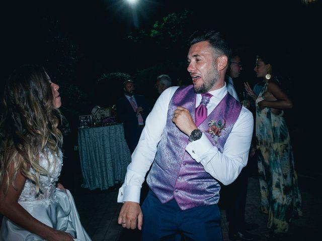 La boda de Javi y Ana en Tarancon, Cuenca 90