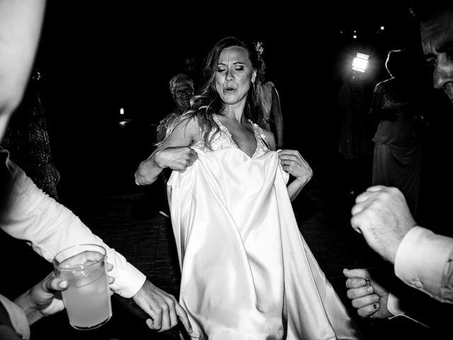 La boda de Javi y Ana en Tarancon, Cuenca 94