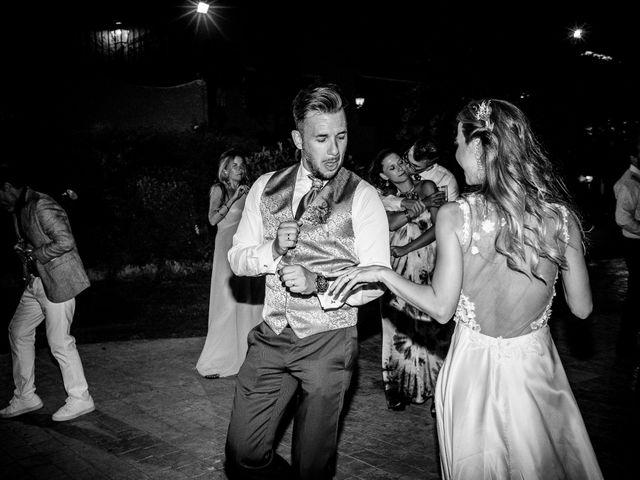 La boda de Javi y Ana en Tarancon, Cuenca 95